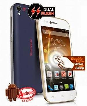 Starmobile Up Lite: Quad Core, 1GB RAM, Front Flash for Php4,890
