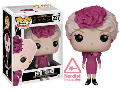 Effie Hunger Games Funko Pop