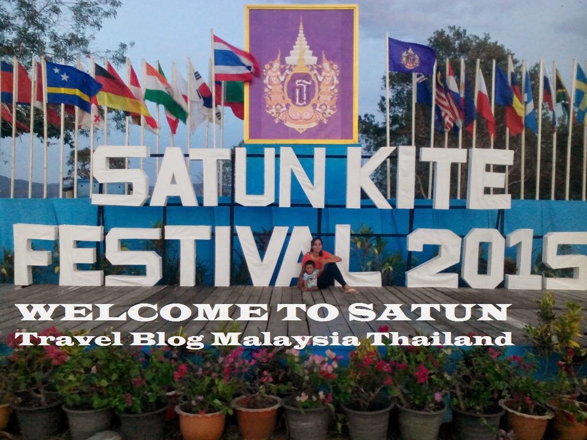 Merancang Percutian Ke Satun Thailand