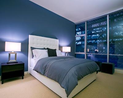 Fotos de Dormitorios Azules - Blue Bedrooms  Decorar tu ...