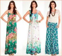 modelos de vestidos para usar durante o dia - fotos e modelos