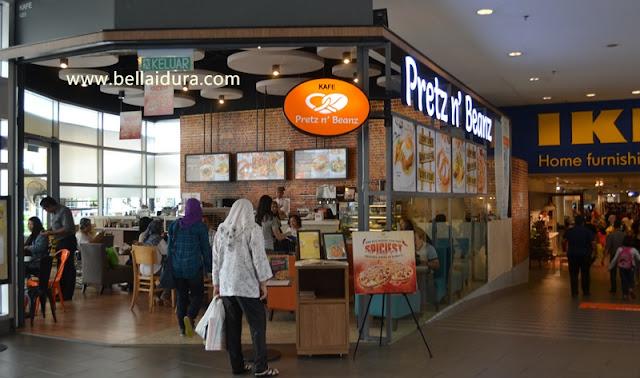 pretz n' Beanz Cafe