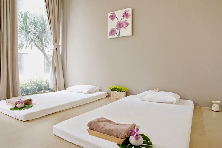 Urban Retreat Spa Bangkok Premium