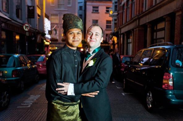 ariff alfian rosli pelajar tajaan petronas kahwin gay dublin