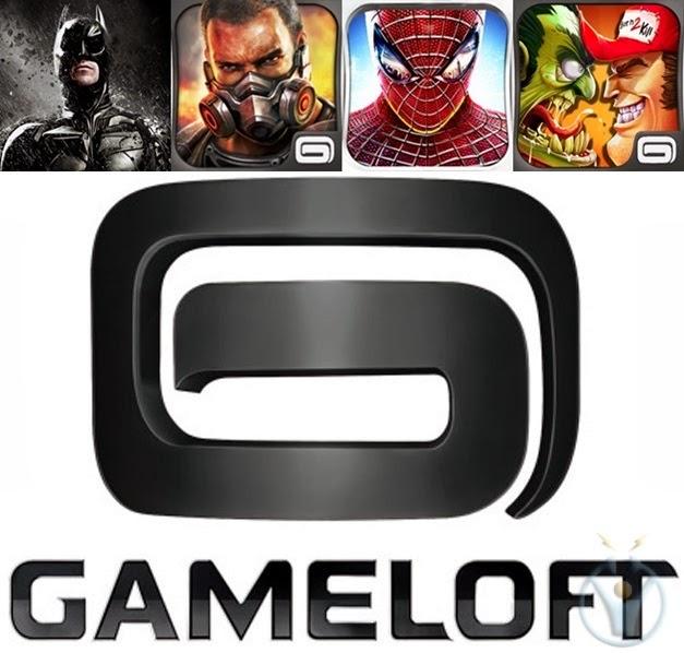 gameloft yılbaşı oyun indirimleri