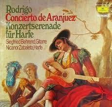 """""""Concierto de ARANJUEZ"""" de Joaquín RODRIGO"""