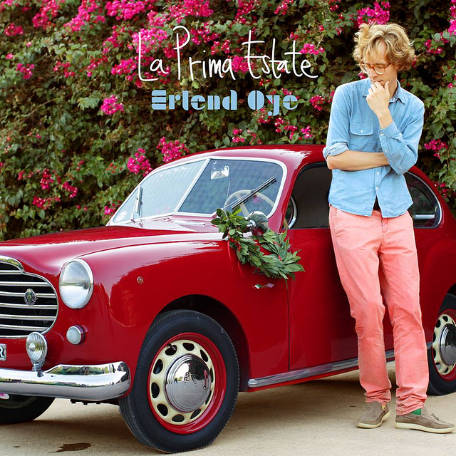 Erlend Oye - La Prima Estate - copertina testo video download