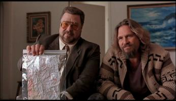 Is this your homework larry big lebowski