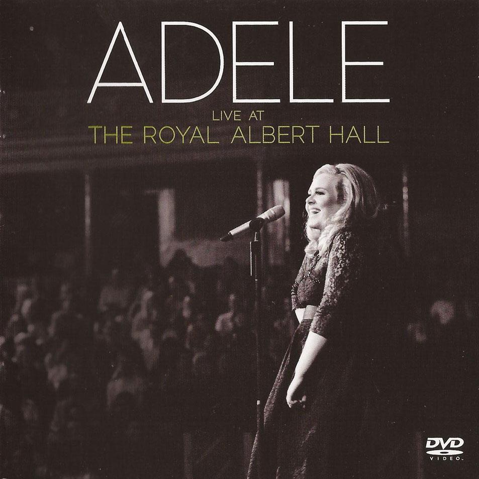 Besos robados adele live at the royal albert hall como for Door 12 royal albert hall