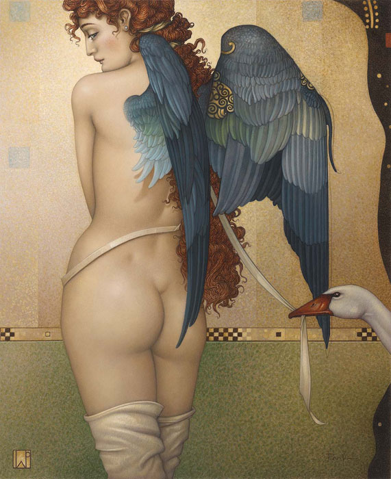 michael parkes angel
