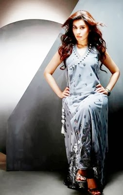 shaista wahidi dresses 2014