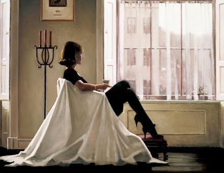 quadro vettriano thoughts of you