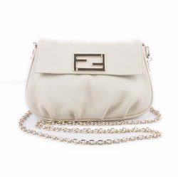 Fendi Mini Fendista Pouch