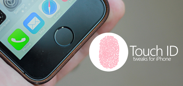 Touch ID Tweaks for iPhone