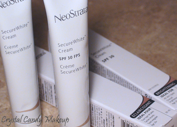 Crème SecureWhite de NeoStrata - SecureWhite Cream