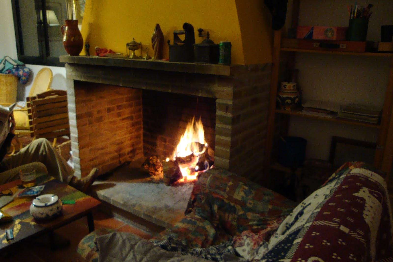 Jard n de floridablanca lo rom ntico - Chimenea hace humo solucion ...