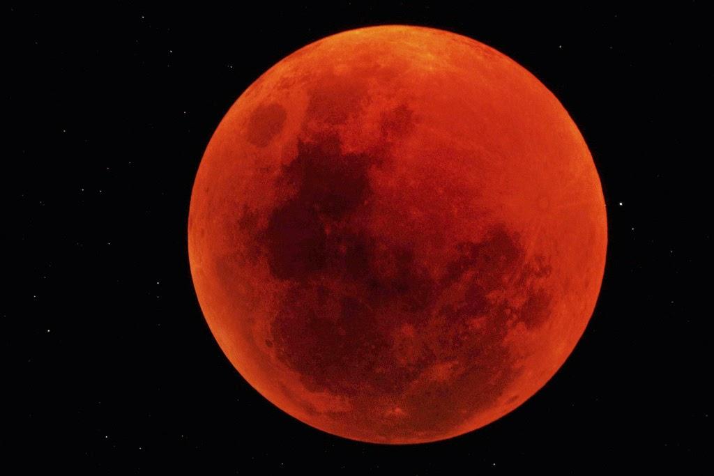 Eclipse Total De La Luna 15 De Abril De 2014 Yarkovsky-Effect-Bennu-Smallyyy