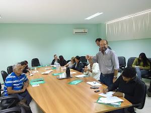 Treinamento Comportamental com funcionários da Câmara Municipal de Garanhuns-PE