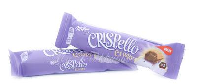 Milka cispello Crispy