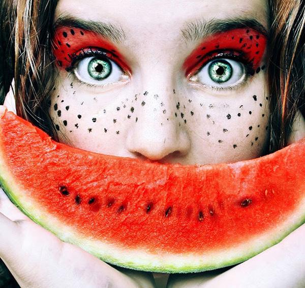 Cristina Otero - fotografia e frutta
