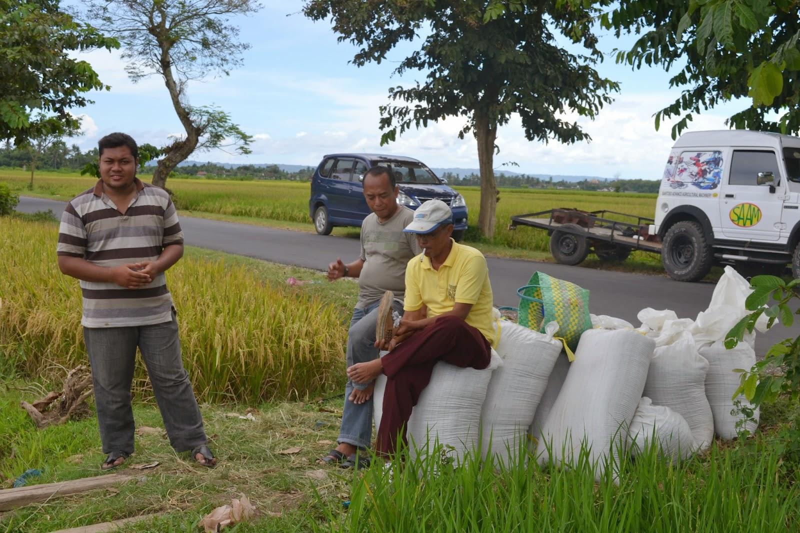 Demo Mesin Panen Padi Santoso Advance Agricultural Machinery Paket Tudung 1 Pisau Dan Gearcase Saam Jalan Ahmad Yani 92 Sebelah Selatan Masjid Gladak Kembar Jember 68137 Jawa Timur Indonesia