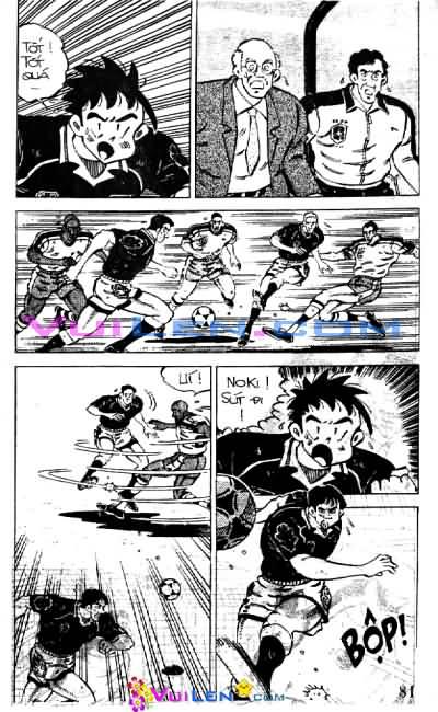 Jindodinho - Đường Dẫn Đến Khung Thành III Tập 62 page 81 Congtruyen24h