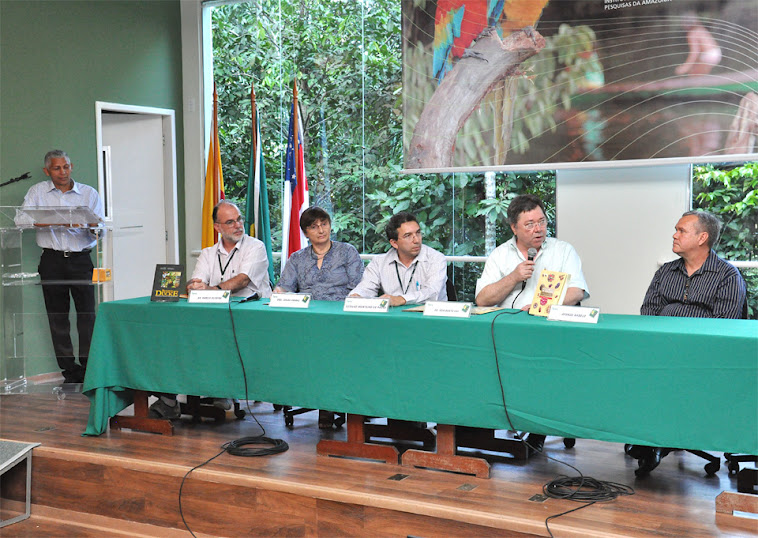 Lançamento do livro Frutos Nativos da Amazônia