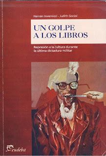un golpe a los libros