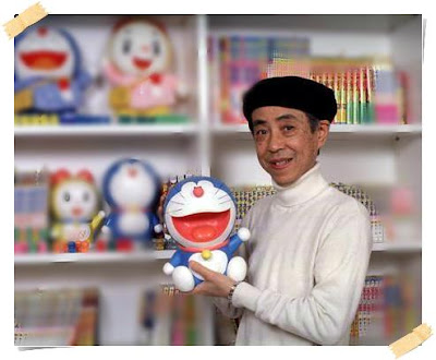 Fujiko alias Fujimoto Pencipta Kartun Sederhana Doraemon yang Karyanya Menduni