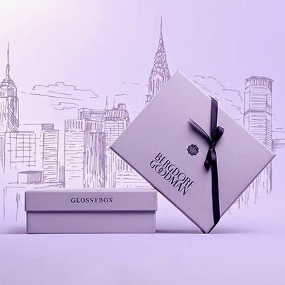 Special Edition Bergdorf Goodman Glossybox