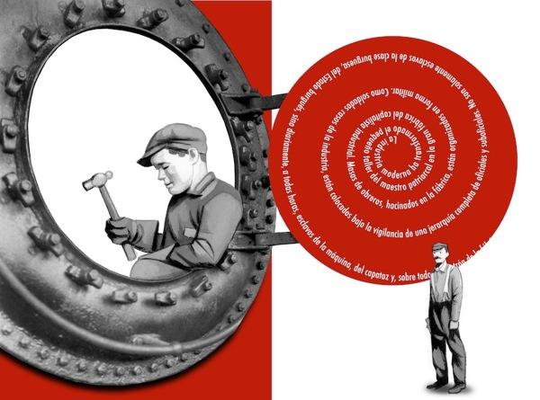 Karl Marx & Friedrich Engels. Fernando Vicente. Manifiesto del Partido Comunista.