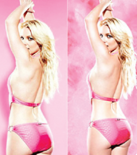 britney spears, models, media, airbrushing