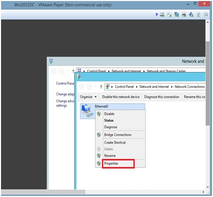 how to make vs 2015 use sql server 2012 instance