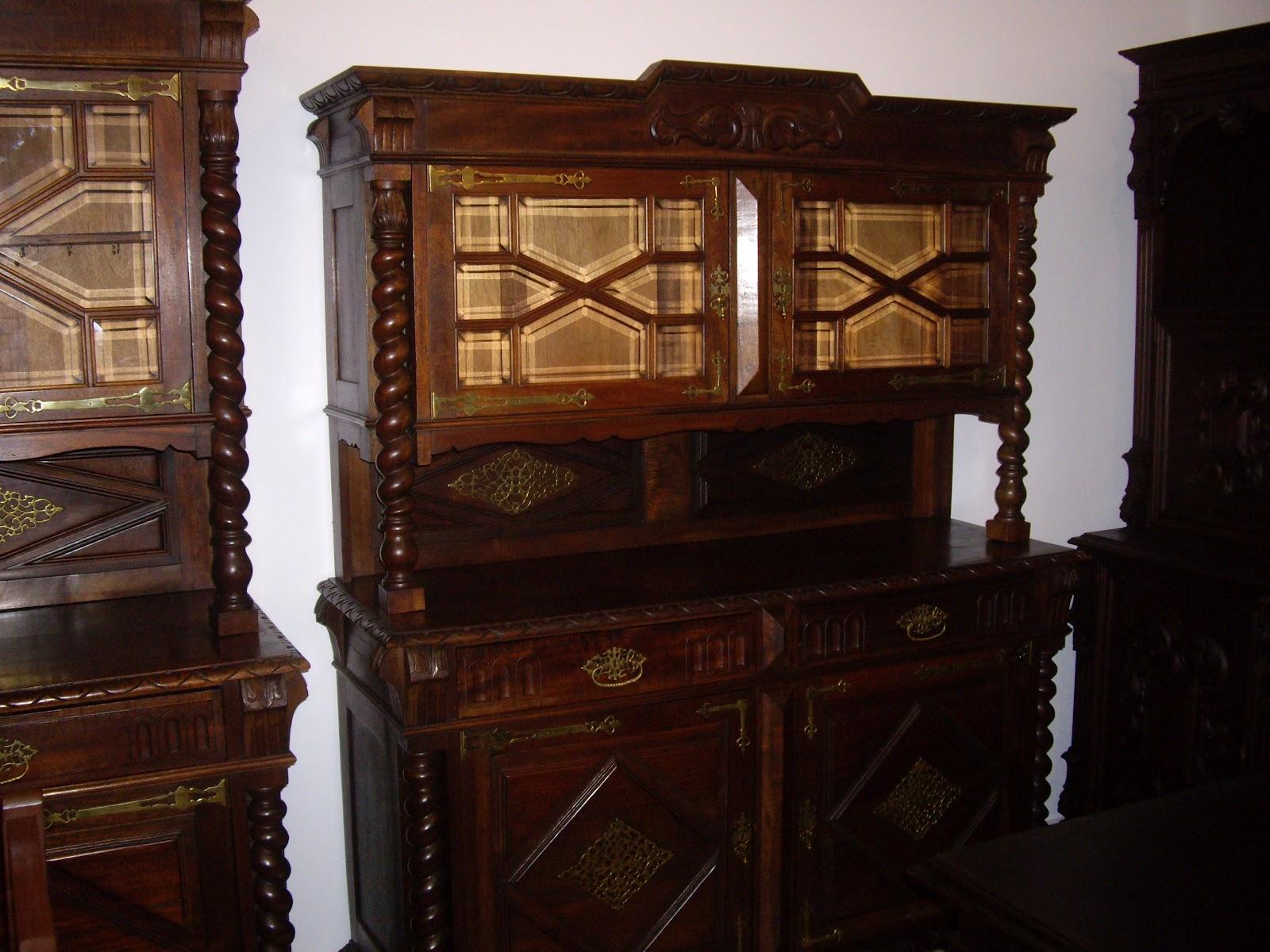Antiguedades aparador for Muebles antiguos sevilla