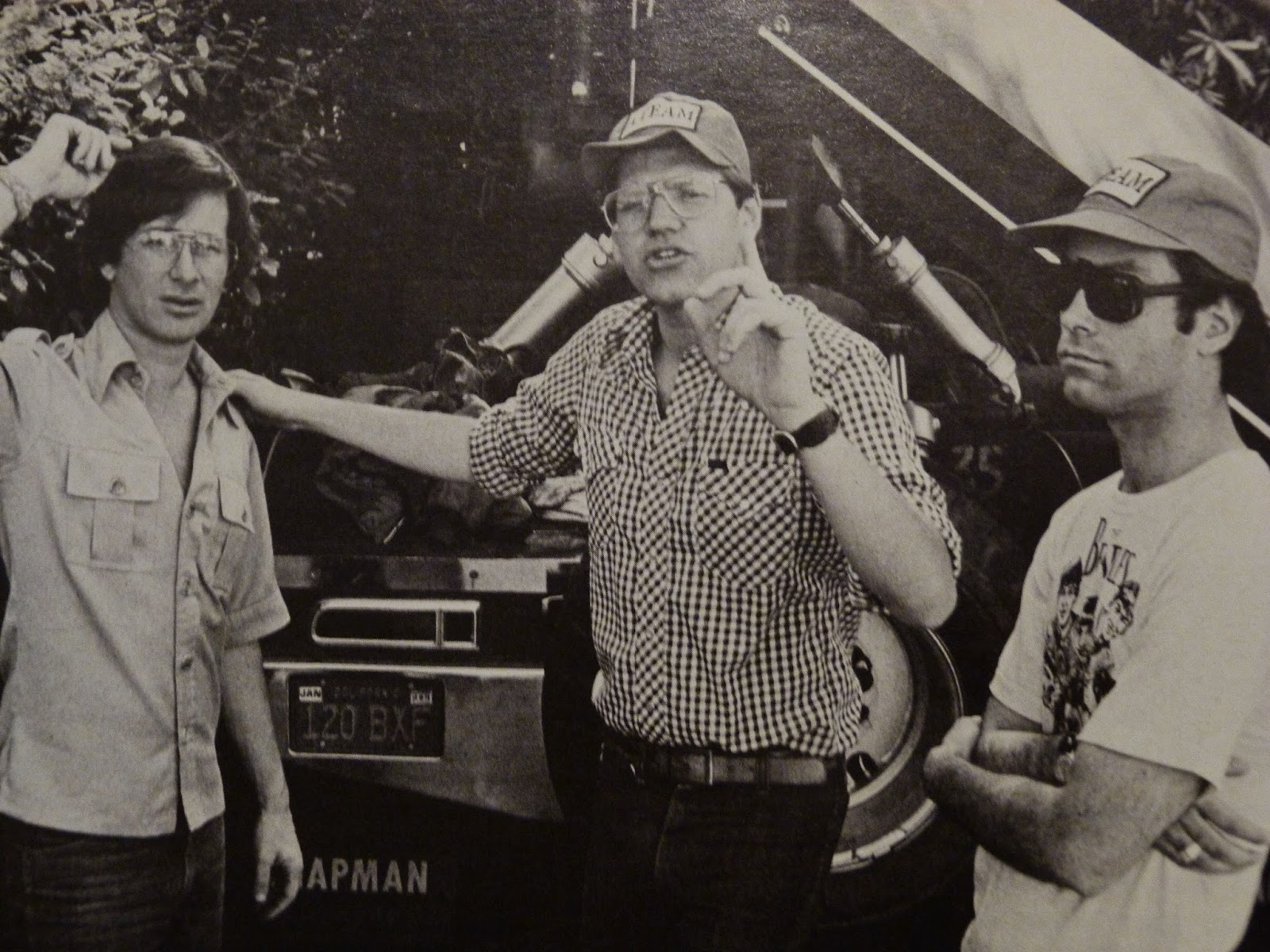 Steven Spielberg, together with Robert Zemeckis and Bob Gale
