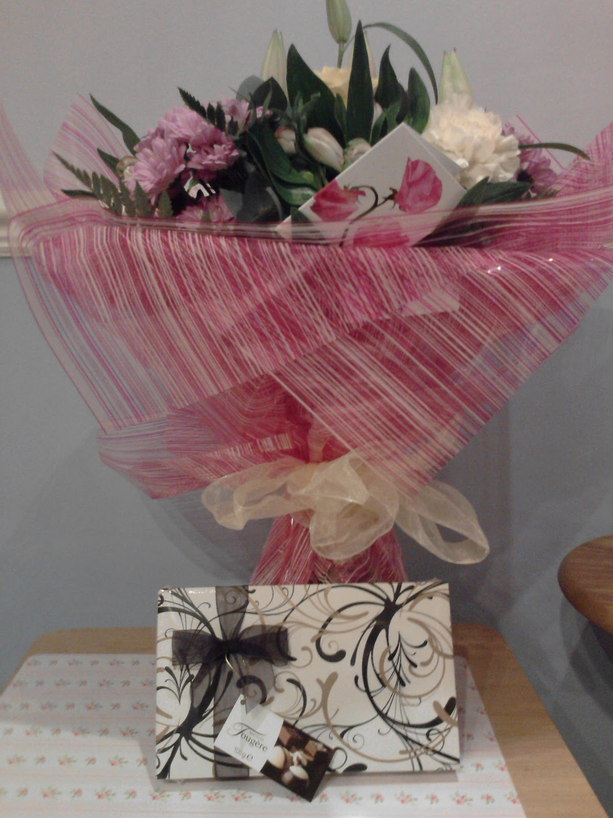 Review of a bouquet from interflora my mummy reviews review of a bouquet from interflora mightylinksfo
