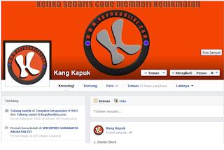 Kang Kapuk FB