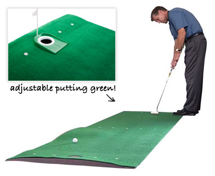 Superbe Home Putting Greens U0026 Mats Review Guide: Office Pro Adjustable Break Putting  Green Mat Review (not A SKLZ Product)
