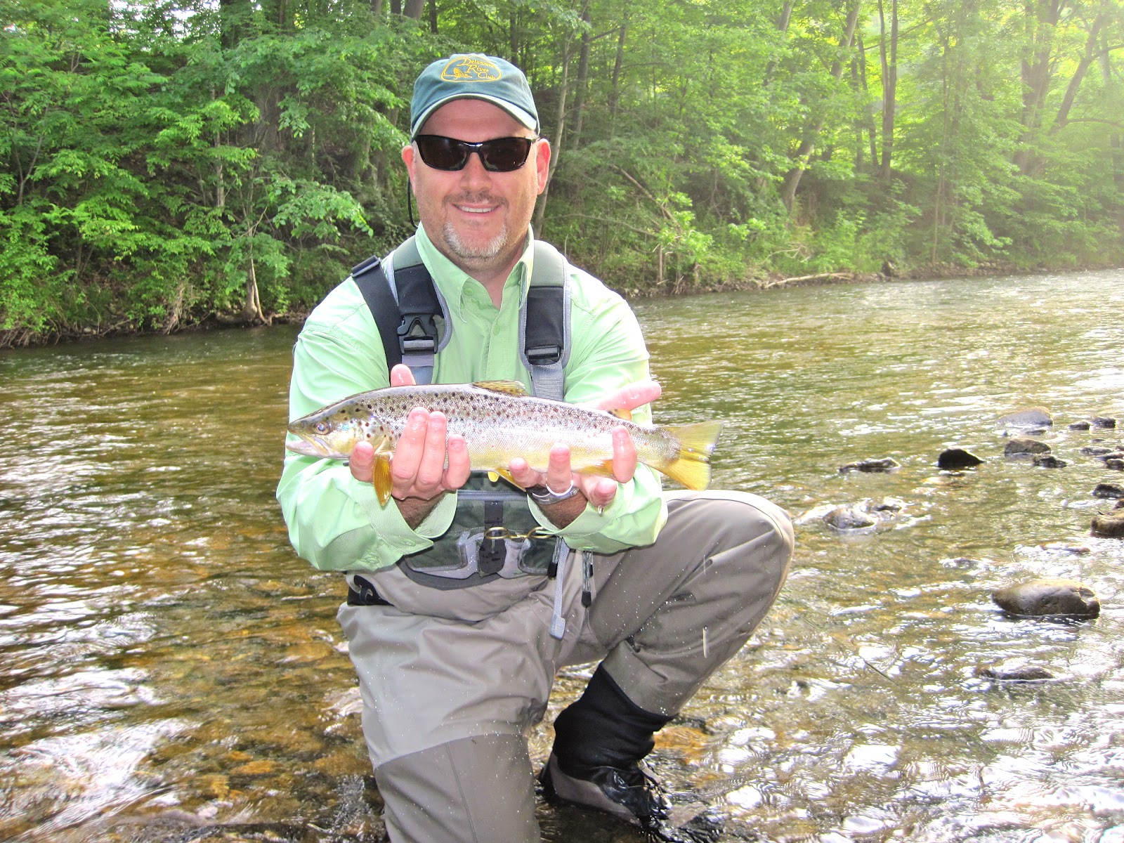 A great day on the battenkill for a good cause orvis news for Vermont fishing report