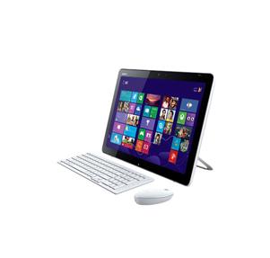 Pioneering Path to Brilliance!  Sony VAIO Tap 20 Desktop
