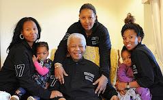 Mandela e família