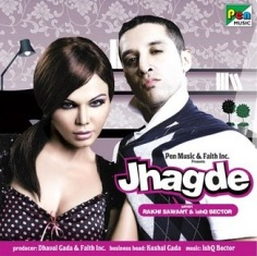 Free Download All Songs of Album JHAGDE By Ishq Bector & Rakhi Sawant