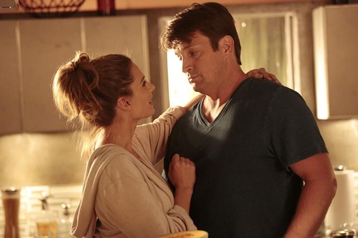 Castle - Episode 7.06 - Time of Our Lives - Promotional Photos