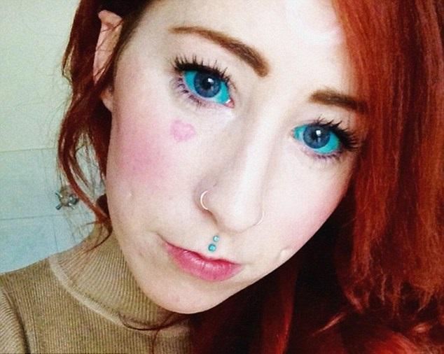 eyeball tattoo images