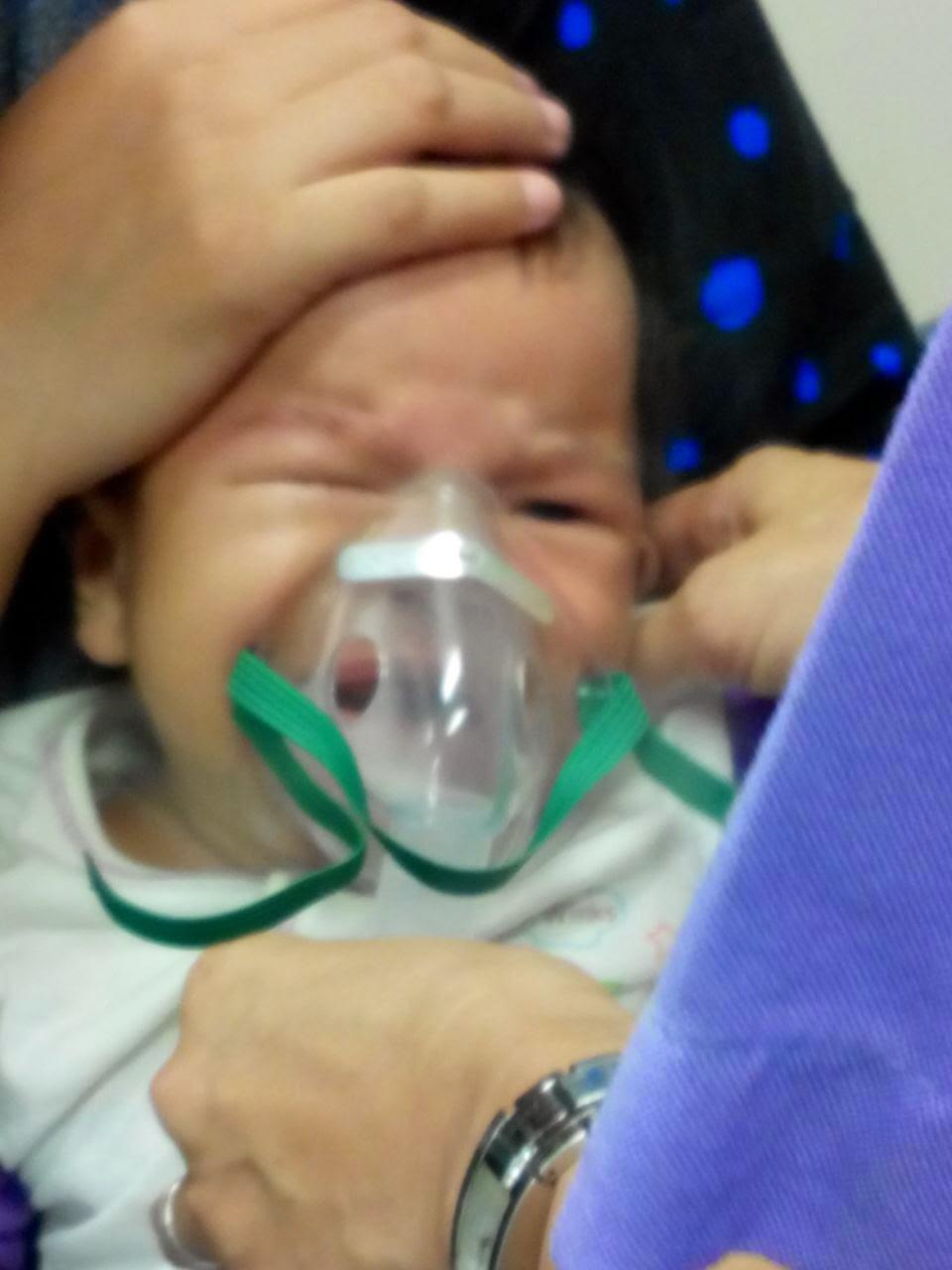 Nebulizer untuk Baby