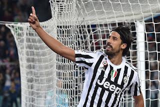 Khedira Kembali Menikmati Sepakbola di Juventus