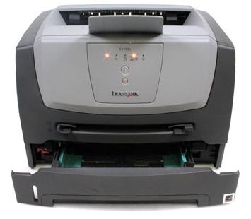 Service Printhead Error Lexmark E450dn