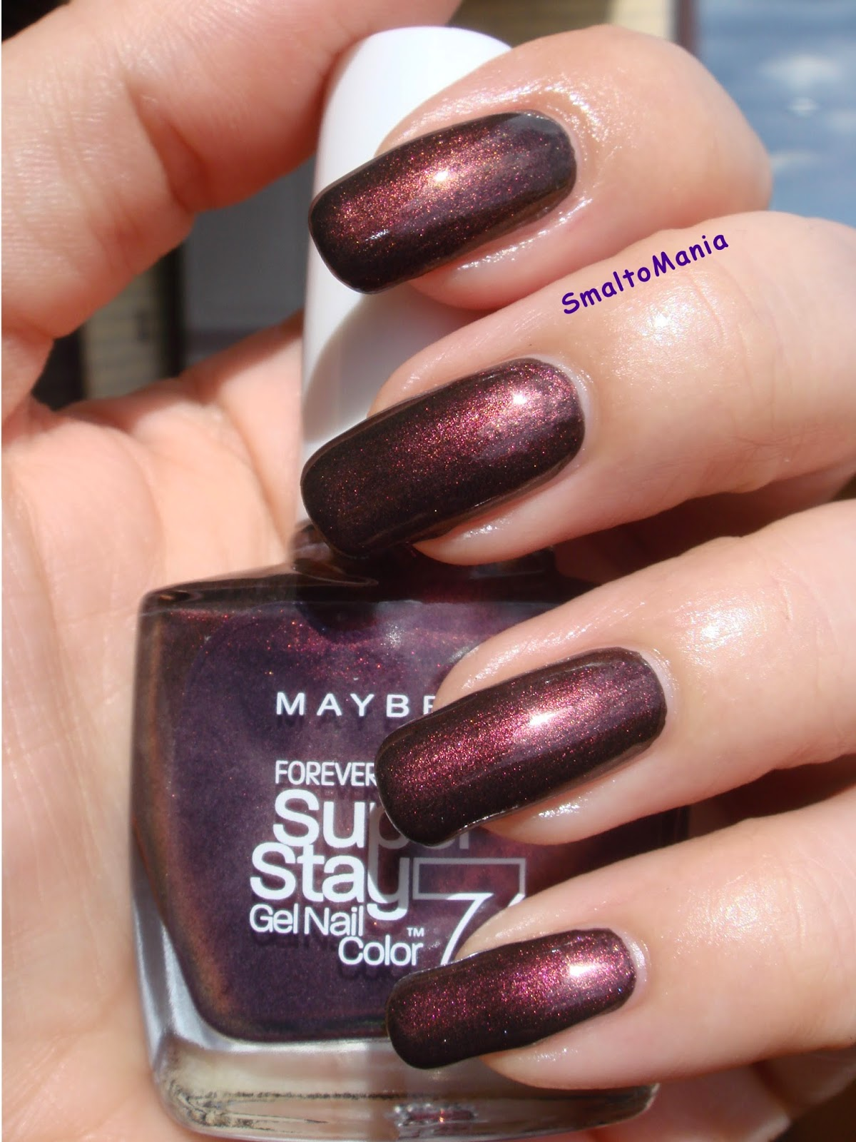 Maybelline n.866 Ruby Stained