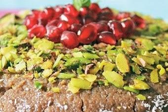 Çikolatalı irmik tatlısı Tarifi Kolay Yapımı