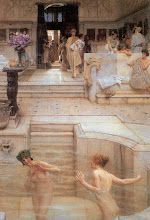 Costumbre favorita,Sir Lawrence Alma-Tadema , 1909
